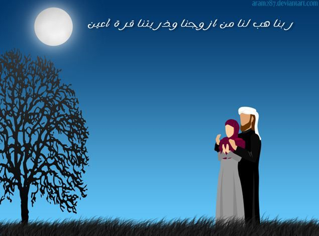 Dream in for husband dua future seeing Spell to